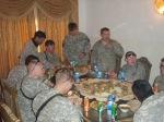 Platoon at Local Iraqi Home